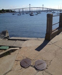 Pier Improvements East Ferry Marina 4